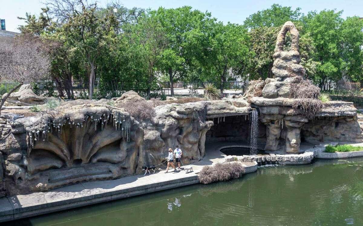 """The Grotto"" by Carlos Cortes."