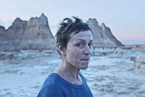 """""""Nomadland,"""" starring Frances McDormand, is predicted to be one of the big winners at the 93rd Academy Awards this Sunday, April 25, on ABC."""