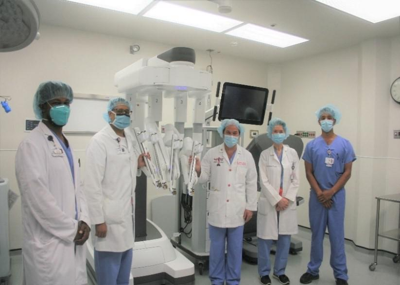 Tomball hospital earns robotic surgery accreditation