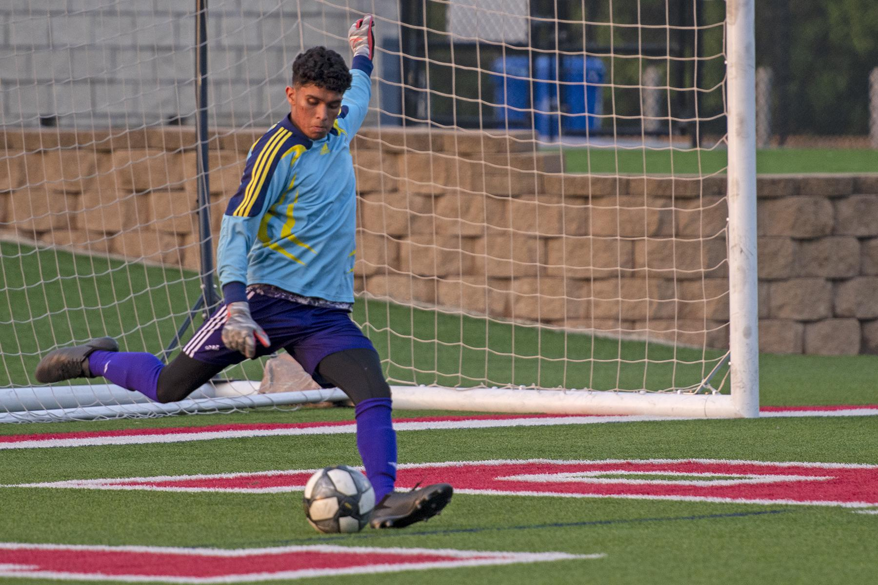 Cypress and Spring Branch soccer athletes selected to All-District teams