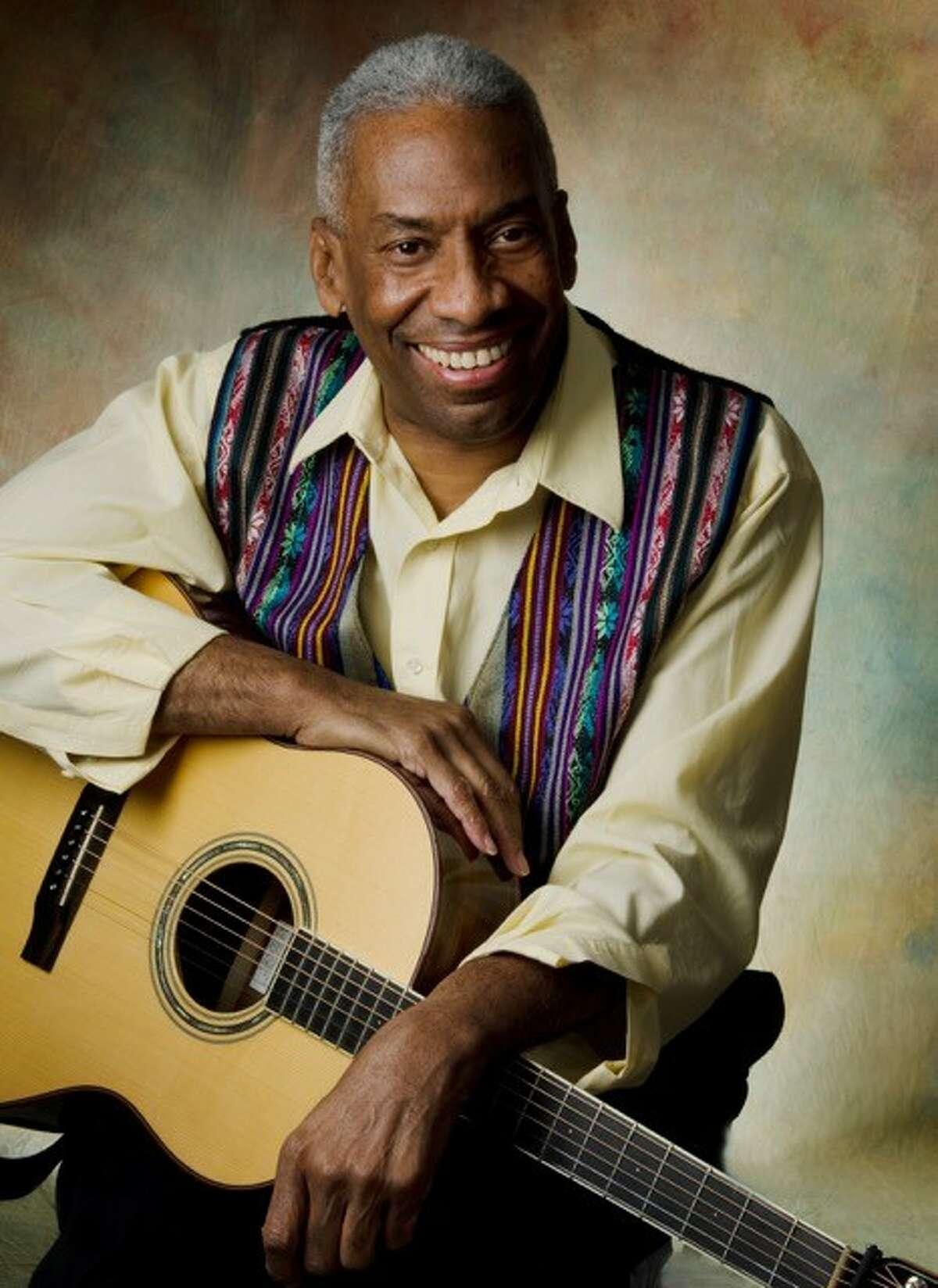 Folk singer-songwriter, guitarist and educator Reggie Harris is releasing his newest album,