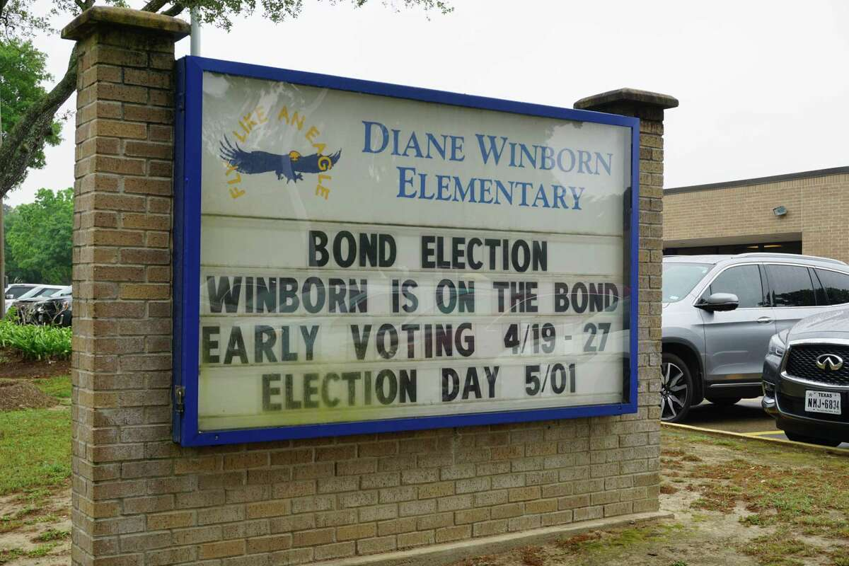 If Proposition A of the Katy Independent School District 2021 bond is approved by voters, Winborn Elementary in Katy and six other aging campuses would be up for renovations.