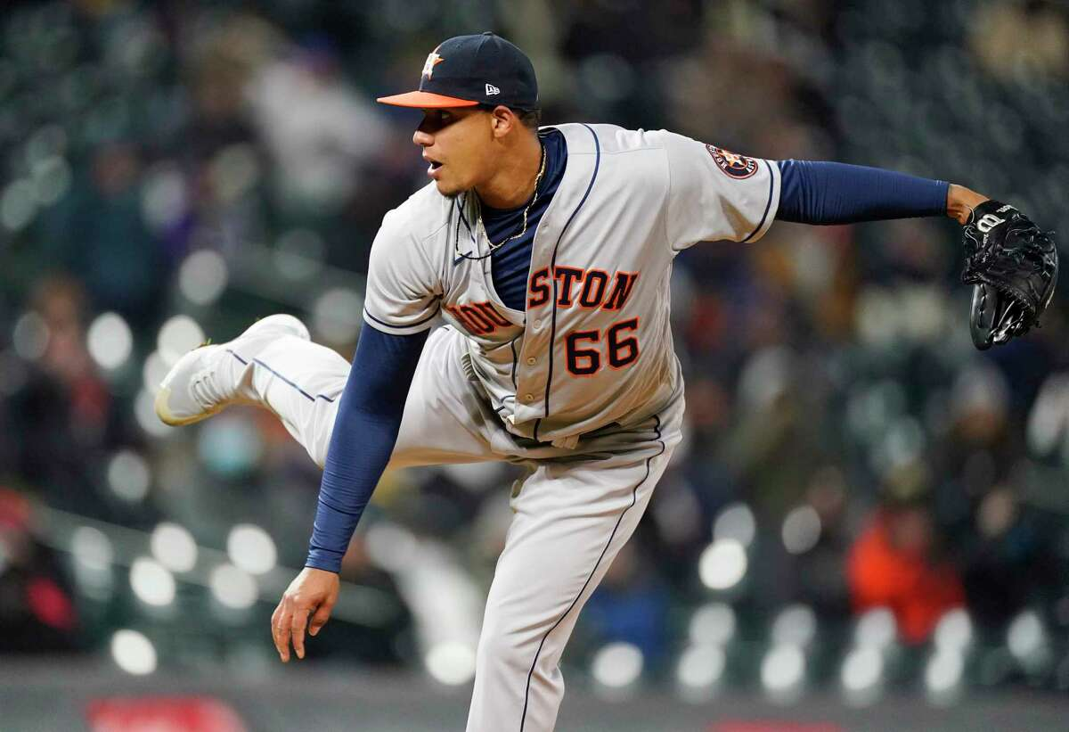 Manager Dusty Baker's decision to use Bryan Abreu in relief of Luis Garcia led to Colorado taking a lead it wouldn't relinquish Tuesday night against the Astros.