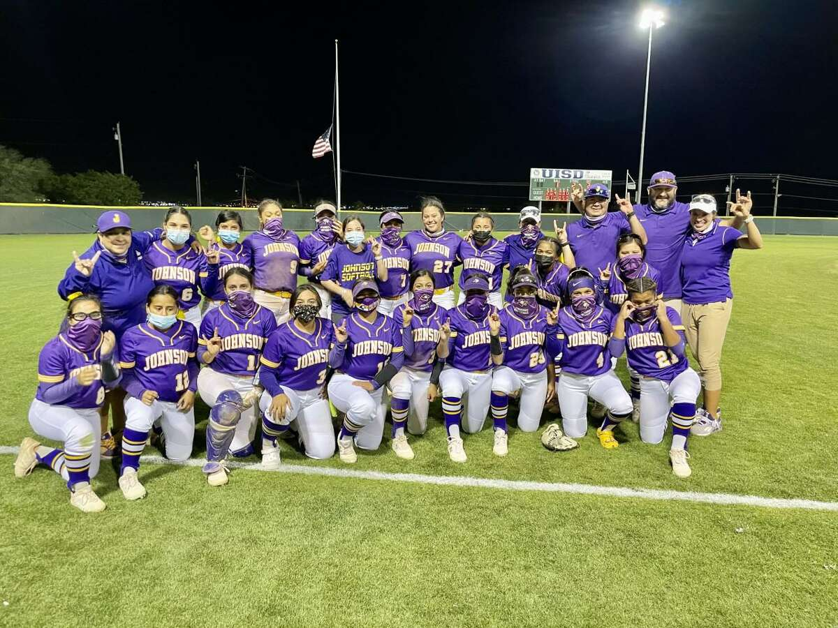 LBJ beat rival United South 12-6 Tuesday at the SAC to earn a share of its first district championship.