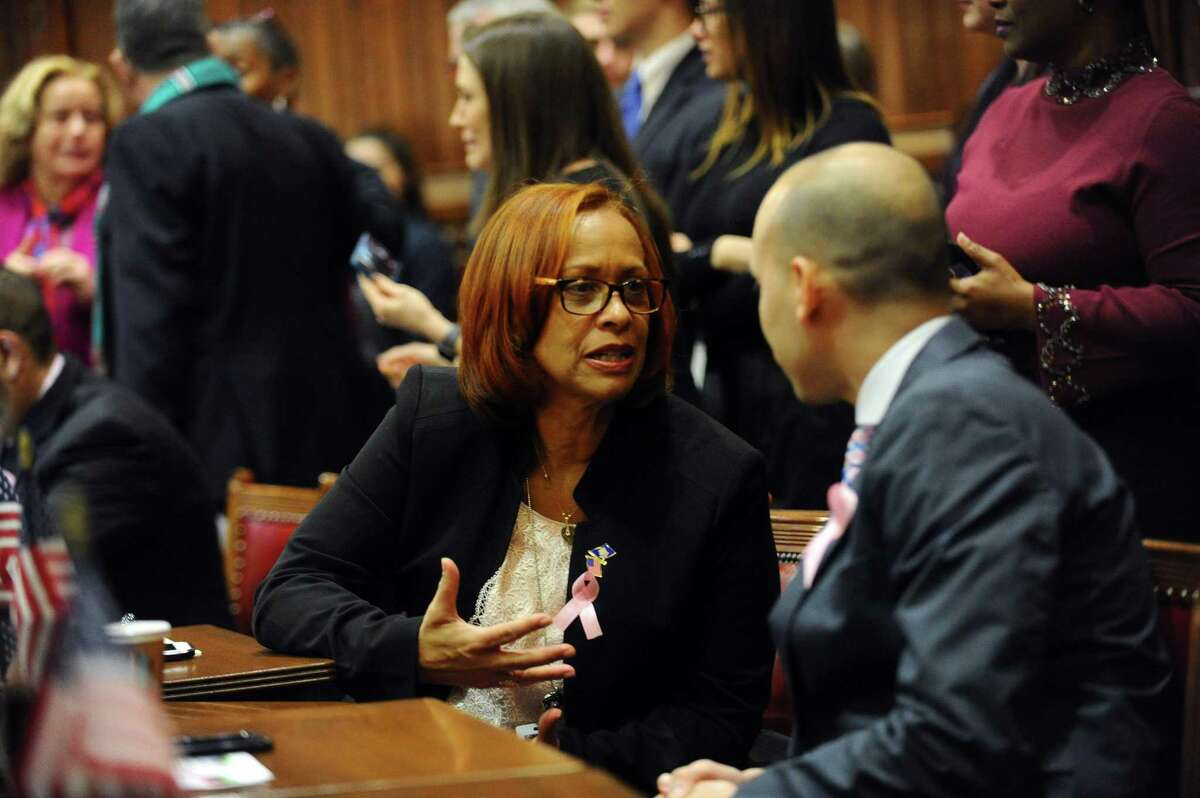 State Rep. Toni Walker, D-New Haven, co-chairwoman of the budget-writing Appropriations Committee.