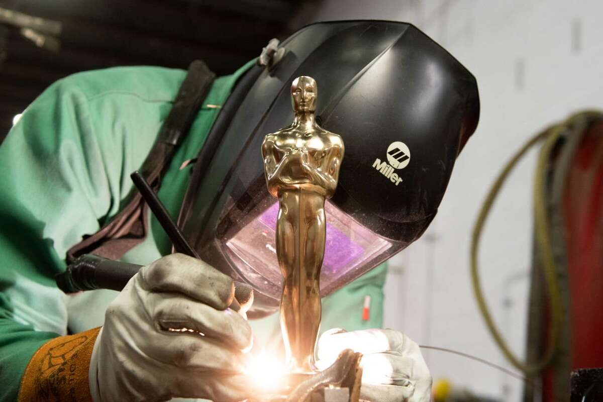 A number of this year's Oscars nominees have a connection to the Hudson Valley, but the statuettes themselves have played a starring role in the ceremony for six years straight. About 50 are made each year in an Orange County foundry.