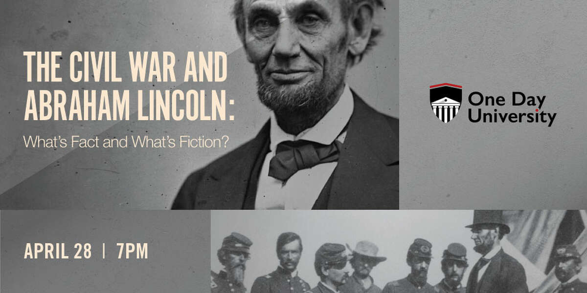 Abraham Lincoln and the Civil War: What's fact and what's fiction