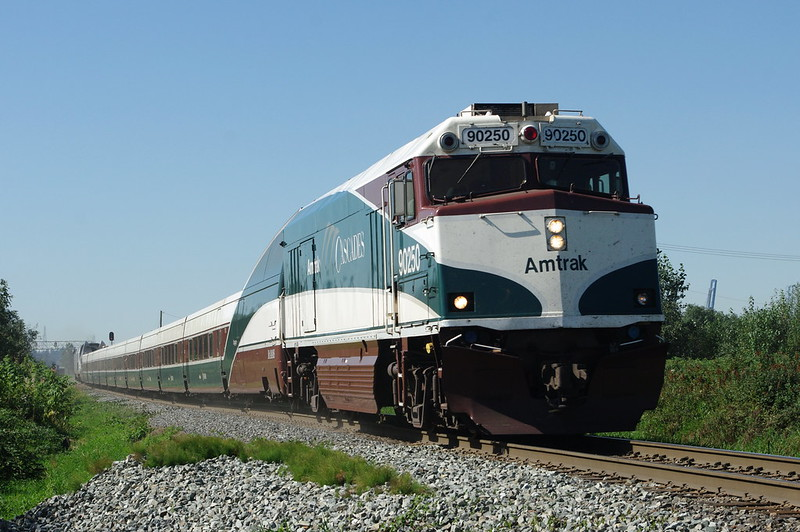 Amtrak to restore daily service on two Seattle routes in May