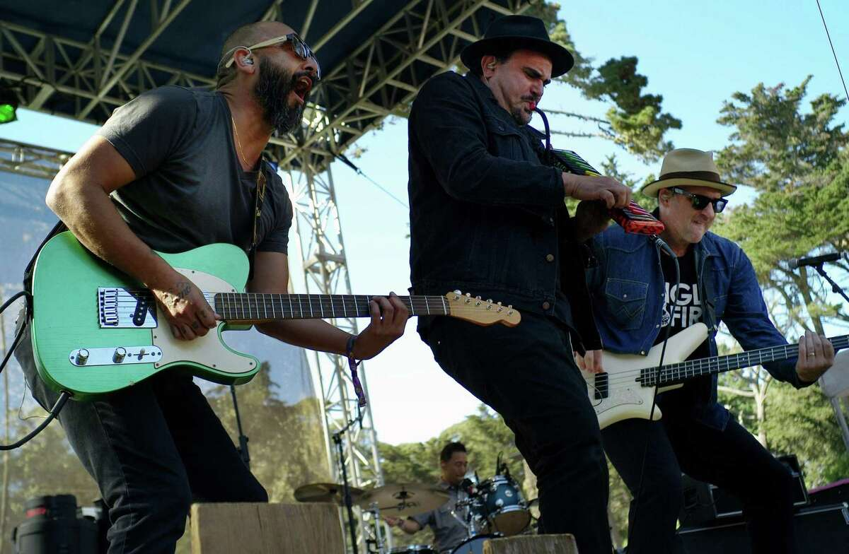 Ozomatli is a band Yadhira Lozano always recommends to people.