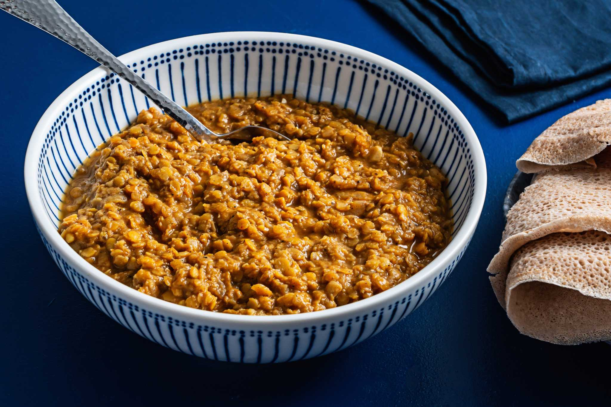 Misir wot is the spicy, one-pot lentil dish we'll never tire of