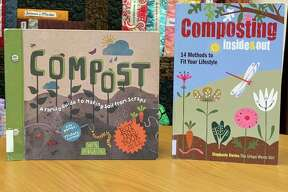 """""""Composting Inside and Out: 14 Methods to Fit Your Space and Lifestyle"""" by Stephanie Davies is a guide to disposing of solid waste in your home and yard. Using various methods outlined in this book, one can create soil to use with houseplants, lawn or garden and lessen the waste going into the landfill. (Courtesy photo)"""