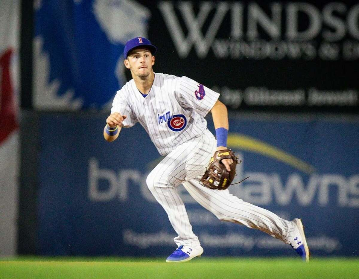 Zack Short, a Sacred Heart University product, is the No. 9-rated prospect in the Cubs' organization, according to mlb.com.