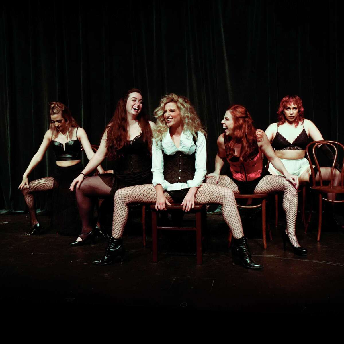 """The Players Theatre Company opens """"Cabaret"""" at the Owen Theatre May 7. The show then runs through May 30. Jade Kelly is Sally Bowles in the show."""