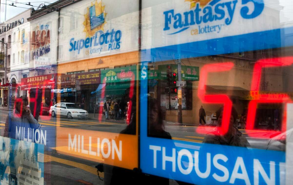 Someone in San Francisco is holding a winning lottery ticket worth $1.8 million, purchased at Richmond New May Wah Supermarket.