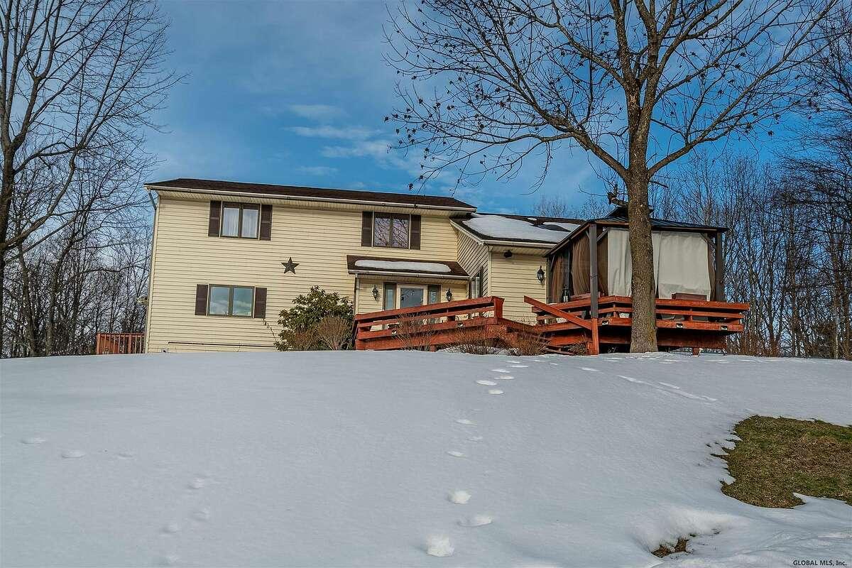 $485,000. 94 Chamberlin Hill Road, East Greenbush, 12061. View listing.