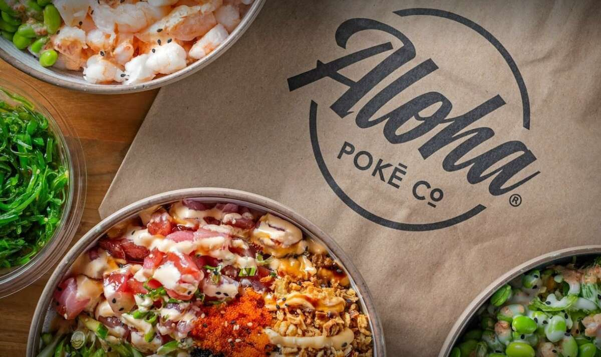 Aloha Poke Co. will expand to Texas with the opening of 11 locations in the Houston market by 2025.