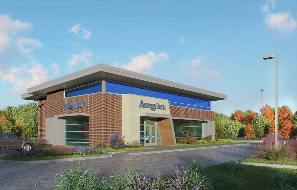 Amegy Bank opened a branch in The Grid, at 11213 W. Airport Blvd. in Stafford.