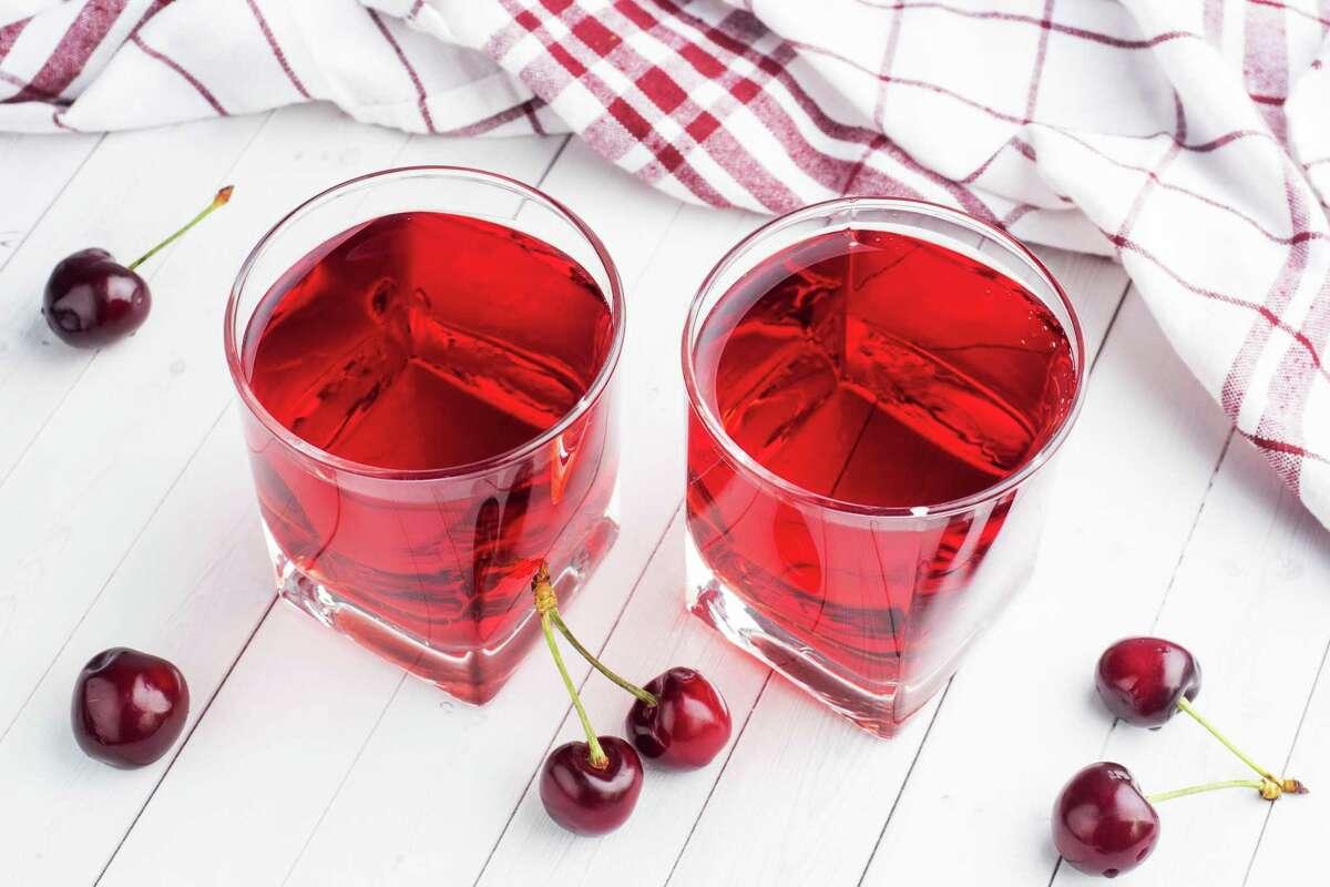 Tart cherry juice has been shown to have anti-inflammatory properties.