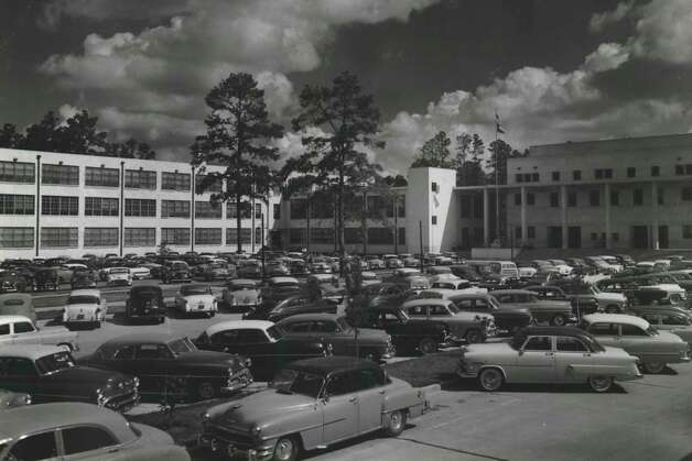 Texas Southern University pictured July 1, 1954. Photo: Houston Chronicle File