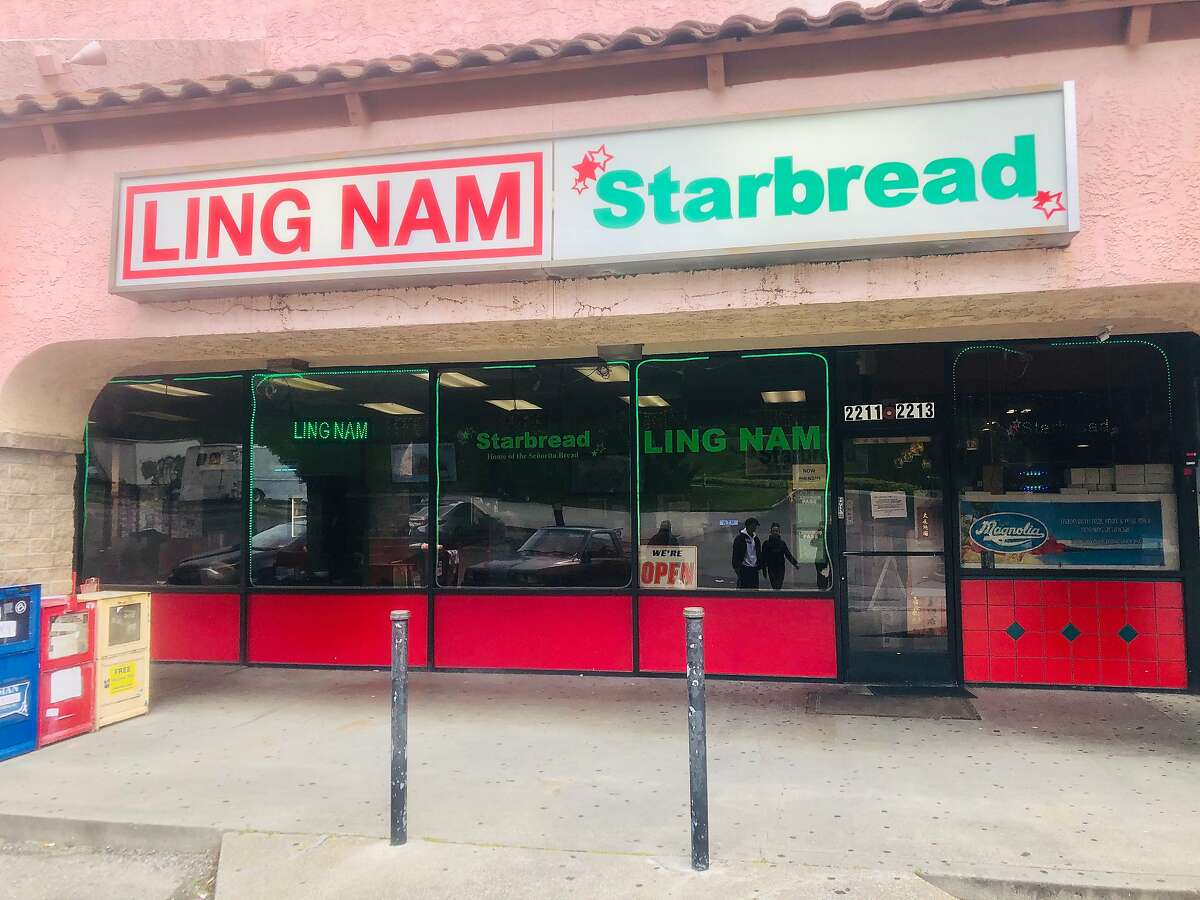 Ling Nam and Starbread are longtime spots for Filipino food in Daly City.