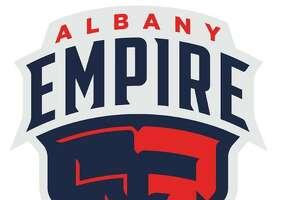 Albany Empire logo.