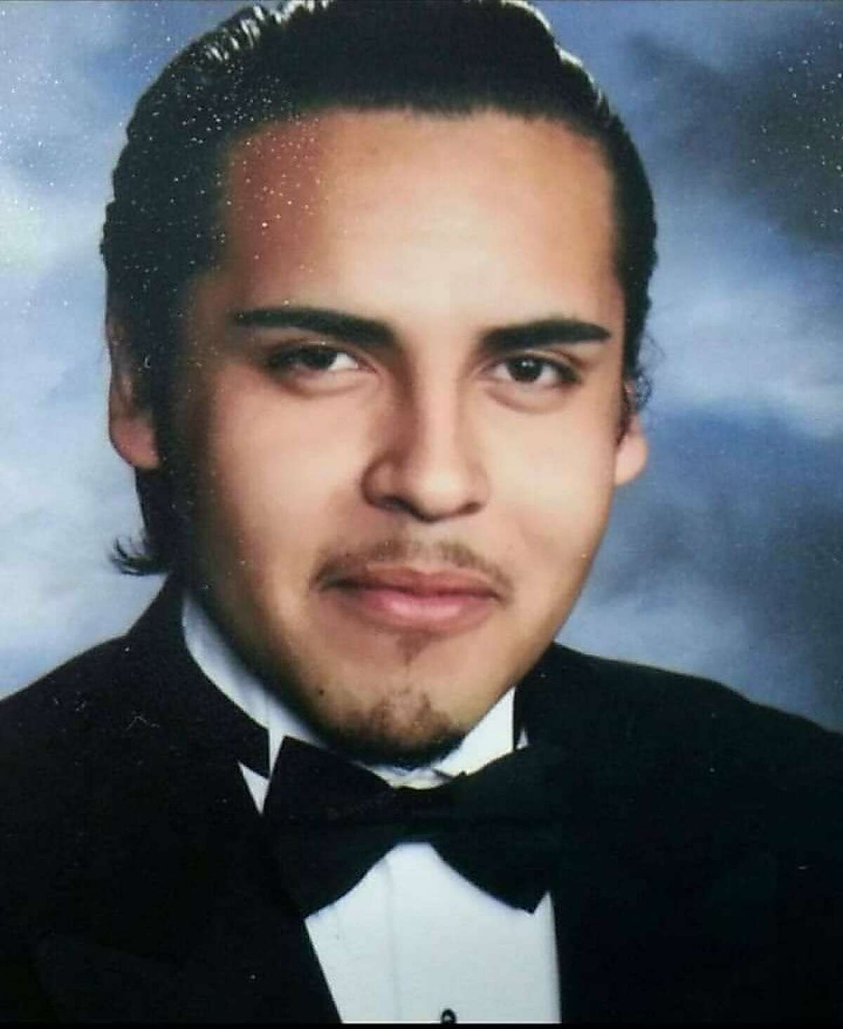 This undated photographs shows Mario Arenales Gonzalez, who was identified as the 26-year old Oakland resident who died in police custody on a residential Alameda street Monday morning.