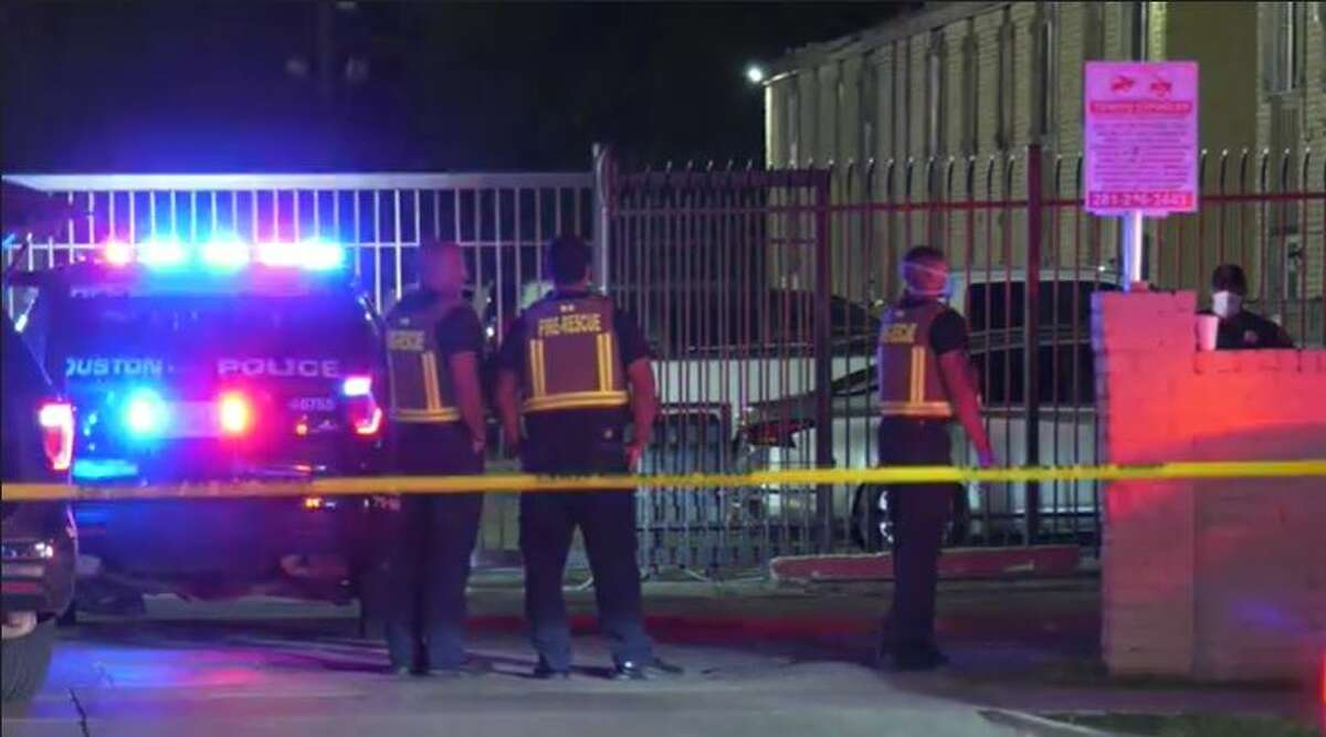 Authorities investigating a homicide Wednesday night at a southeast Houston apartment complex. A 16-year-old boy was identified as the victim.