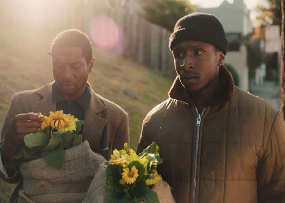 """#49. The Last Black Man in San Francisco (2019) - Director: Joe Talbot - Stacker score: 81.2 - Metascore: 83 - IMDb user rating: 7.3 - Runtime: 121 minutes This film follows Jimmie Fails, portrayed by Jonathan Majors, a young Black man who aims to reclaim his childhood home in a gentrified San Francisco neighborhood. Fails' mission takes him through a journey of friendship, redefining masculinity, socioeconomic struggles for Black people, and dogged determination. Majors' breakout portrayal garnered critical acclaim, opening the door for his starring role in HBO's """"Lovecraft Country."""""""