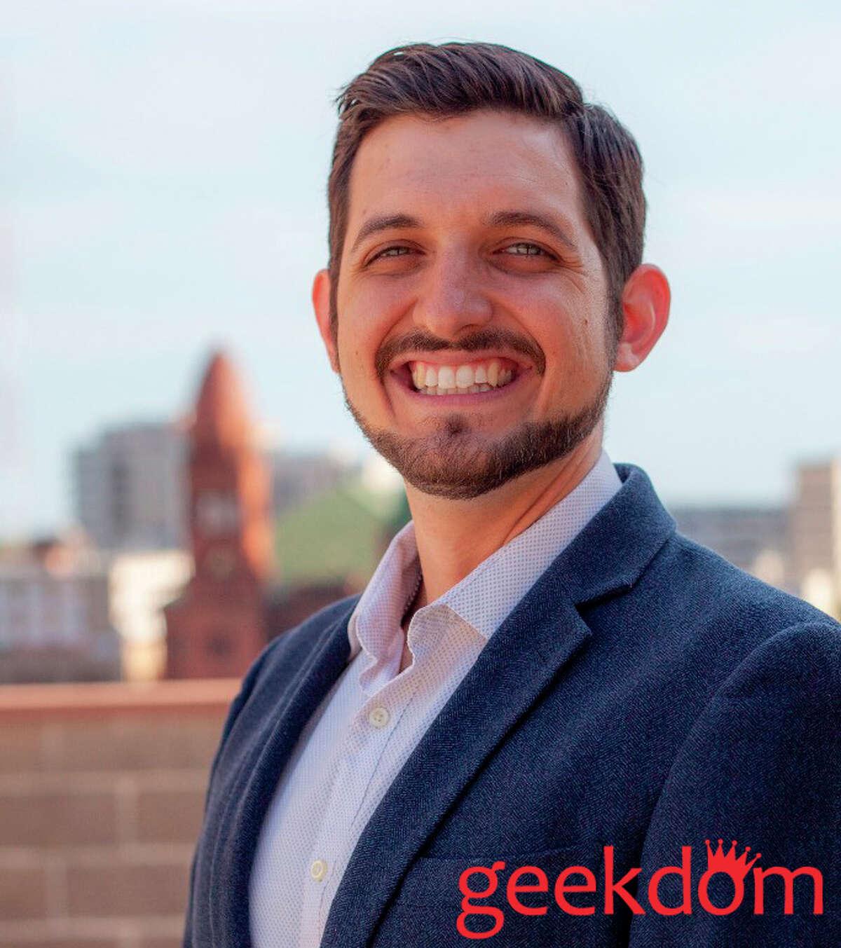 Phillip Hernandez, Chief Operating Officer at Geekdom