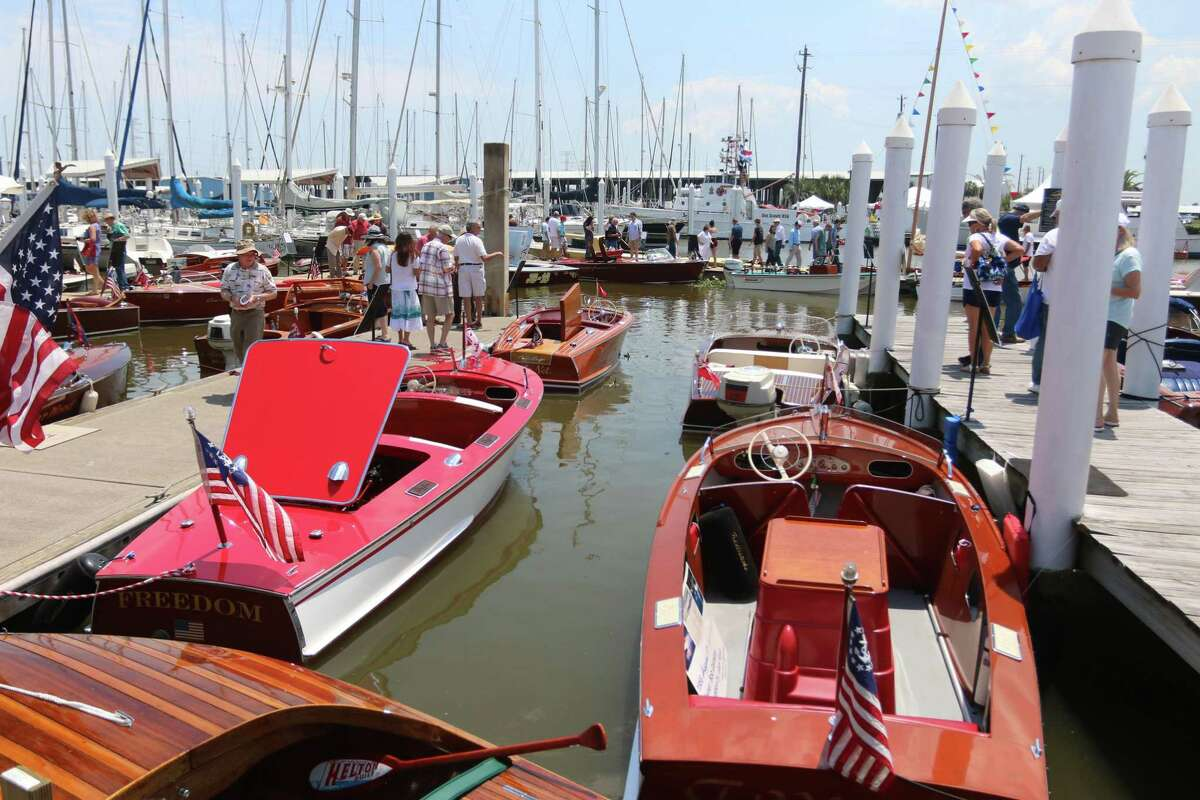 Boats of all types and sizes will be on display at the Keels and Wheels boat-and-car show scheduled May 1-2 at at Lakewood Yacht Club in Seabrook. Organizers expect record crowds for the annual event, which wasn't held last year because of the pandemic.