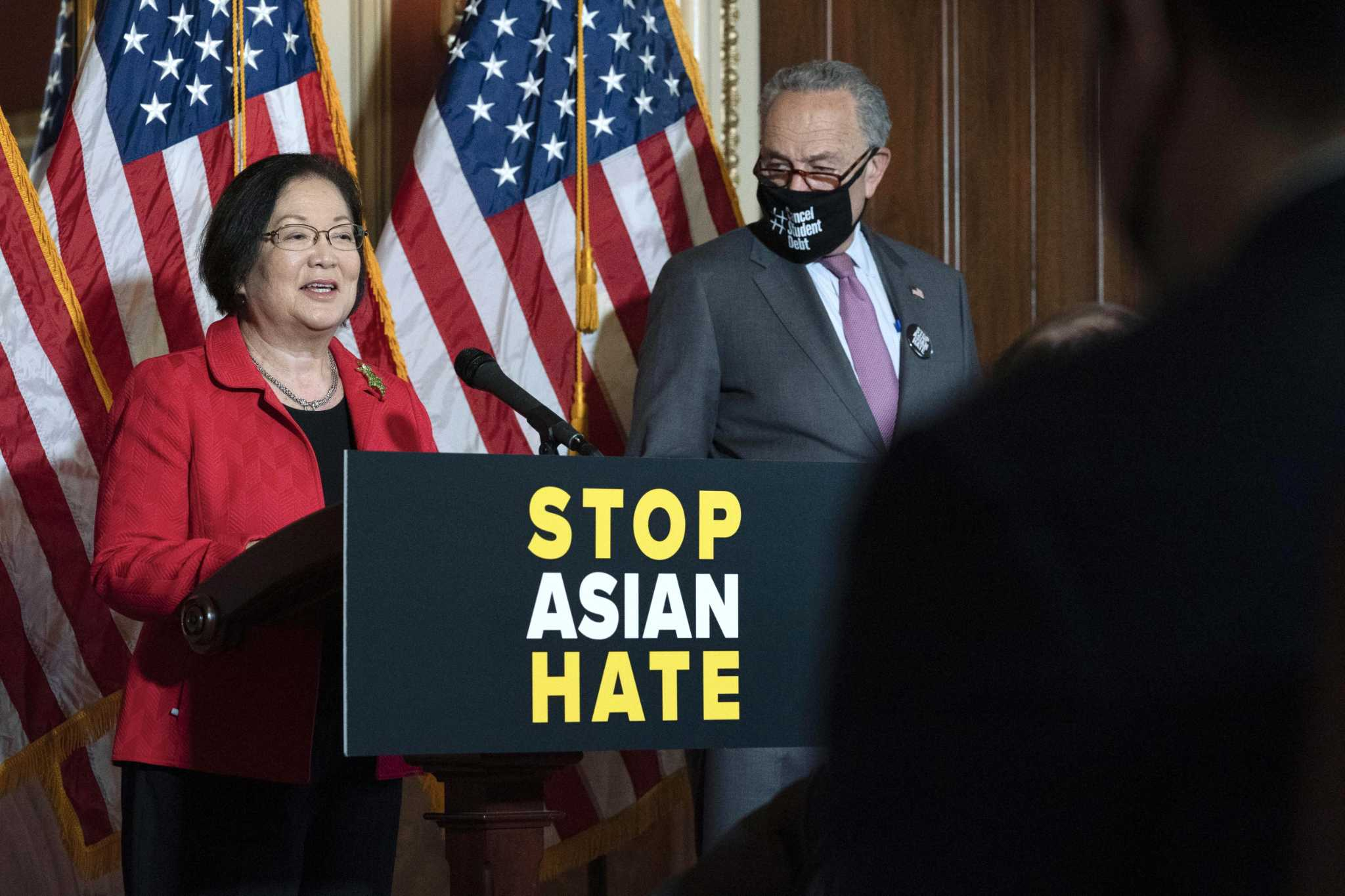www.thehour.com: Senate passes bill to reduce hate crimes against Asian Americans