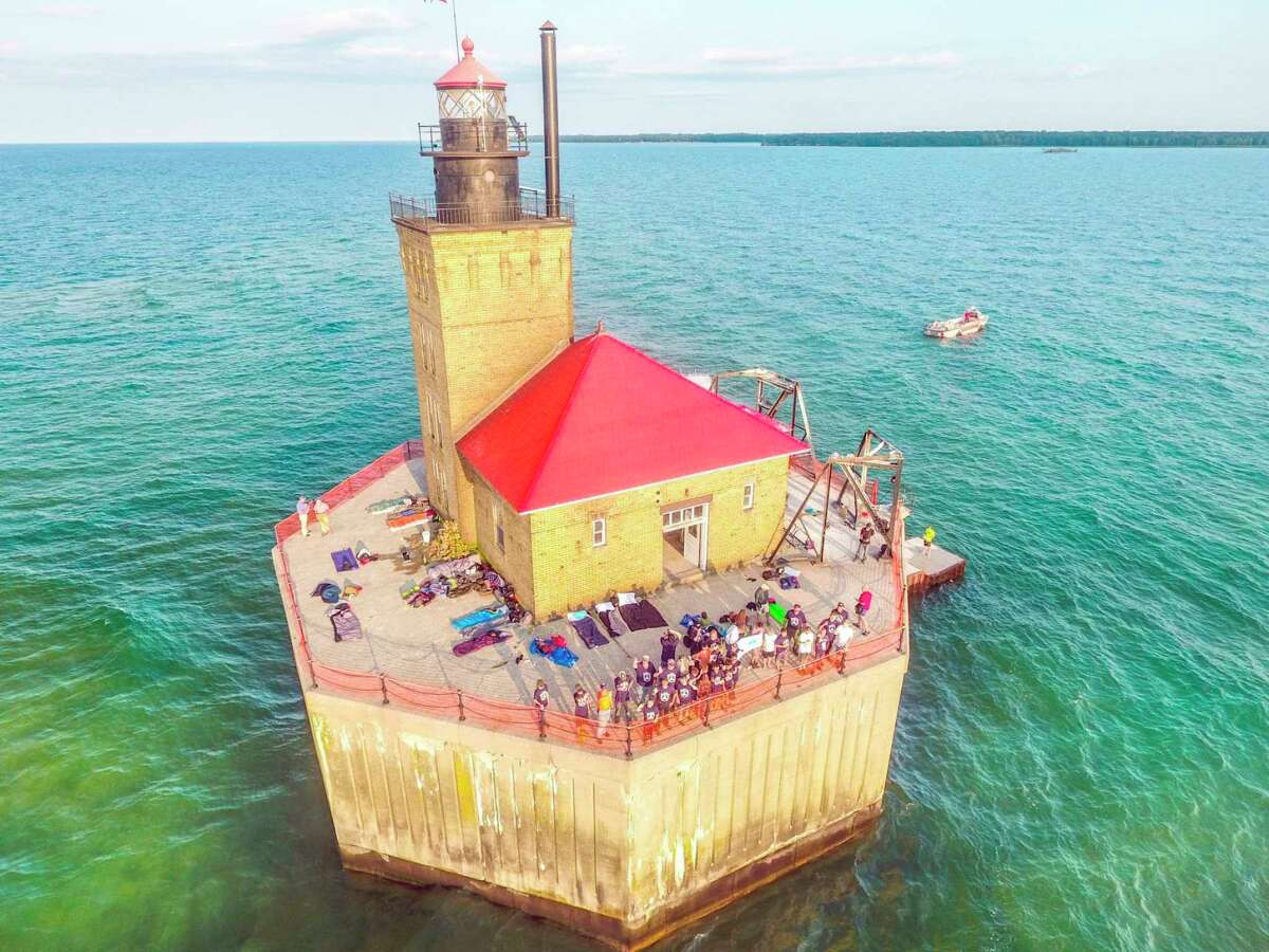 The Port Austin Lighthouse will reopen for tours starting on Memorial Day weekend, and run on Saturdays until Labor Day weekend.(Tribune File Photo)