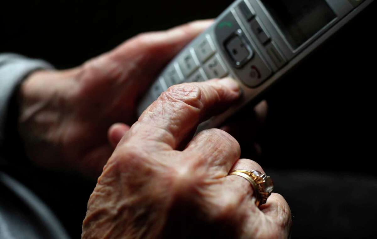 """Scammers are once again using the """"family emergency"""" scam, calling and claiming they are a family member in need of money due to an emergency. (Courtesy Photo/Getty Images)"""