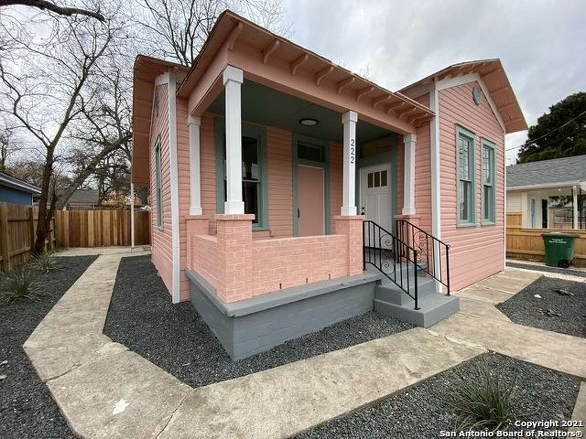 222 SHERMAN $259,000 2 bedrooms and 1 bathroom This historical home as been renovated and still has its original pine floors and comes with 11-foot ceilings.