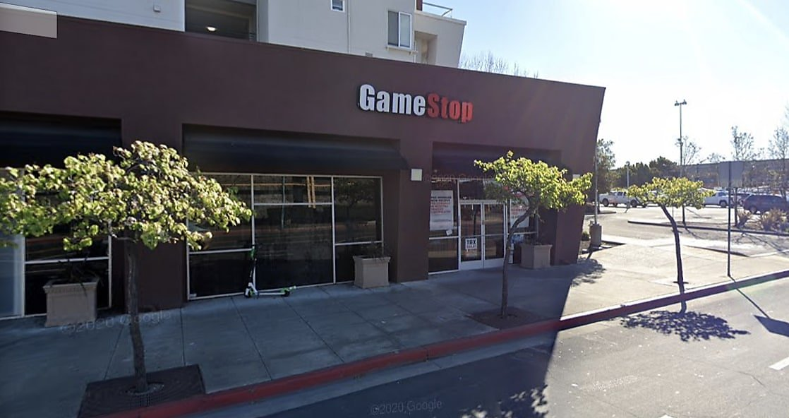 Caravan of thieves raid Bay Area GameStop store