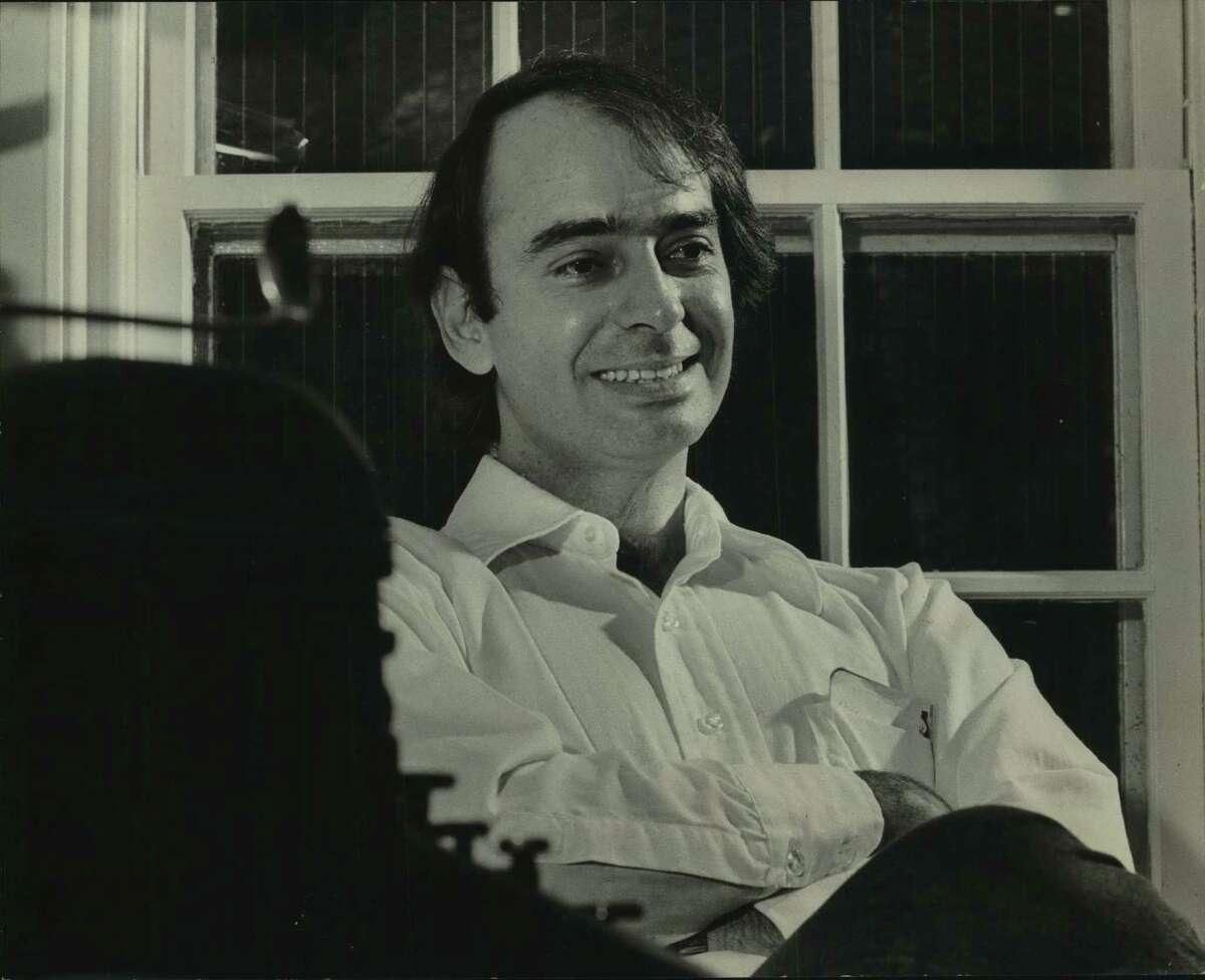 Chandler Davidson, professor at Rice University, Houston, Texas.