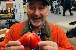 Twenty years ago, Cesare Casella gave Rick Bishop of Mountain Sweet Berry Farm in Roscoe a tomato seed to grow that Casella snuck over from his hometown of Lucca, Italy.Today this Italian heirloom, prized by CSA members, sauce makers and tomato sandwich lovers, has found a prominent home at farms throughout the Hudson Valley.