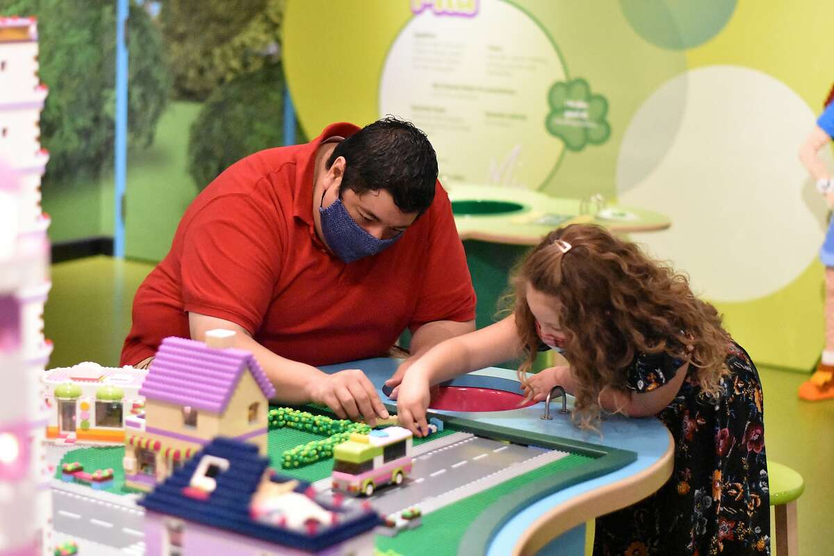 Legoland Discovery Center Bay Area will open to the public on May 25.