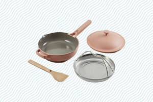The  Always Pan  is $30 off right now using the code GOODTASTE30.
