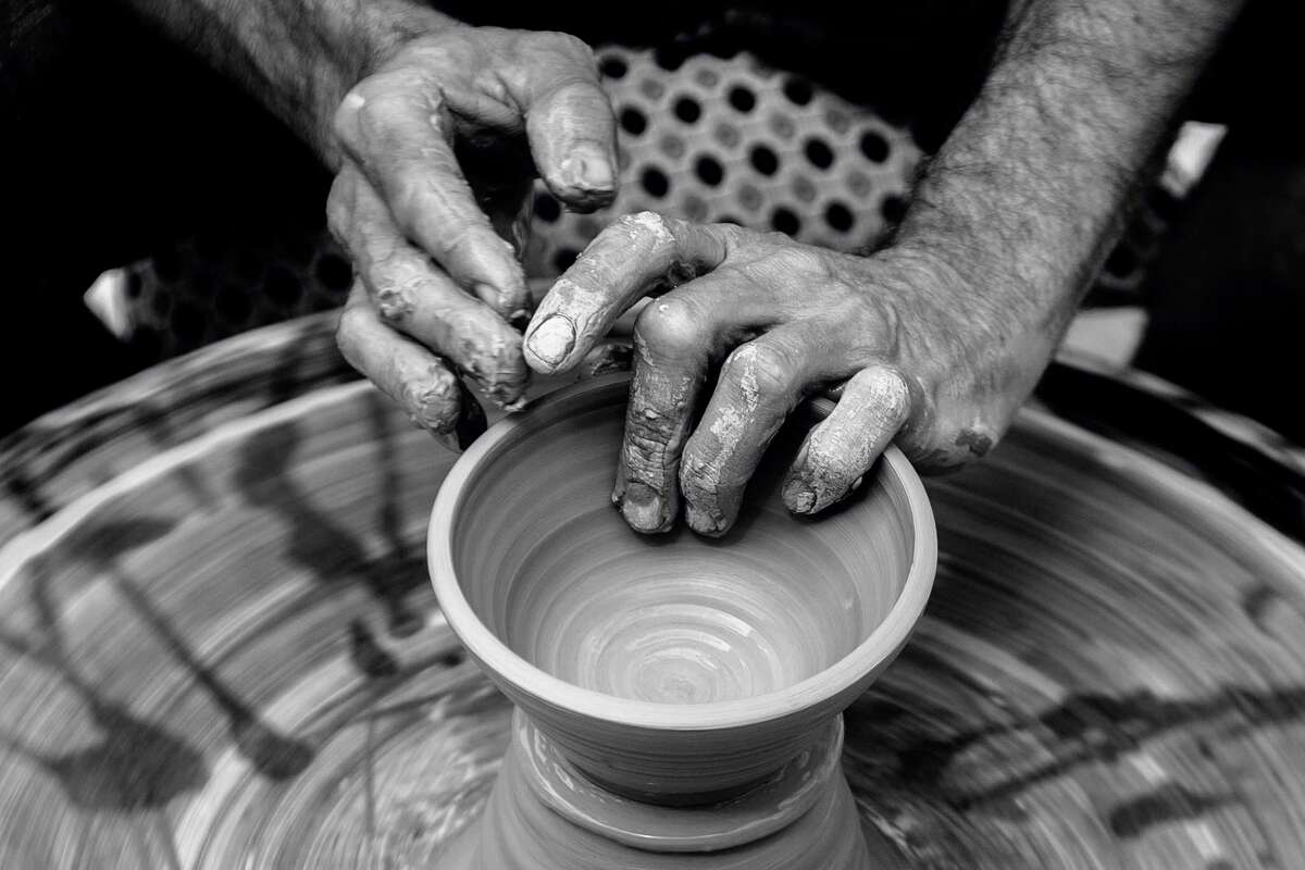 The spring pottery workshop lineup consists of Thursday morning and evening pottery workshops for adults and teens, a Sunday afternoon kids pottery workshop and a Sunday adult wheel throwing workshop for adults.(Courtesy photo/Unsplash)
