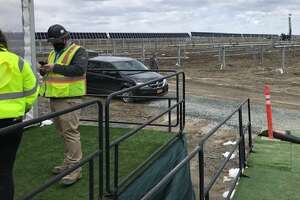 This 20 mw solar farm in rural Washington County is one of the largest so far in upstate NY.
