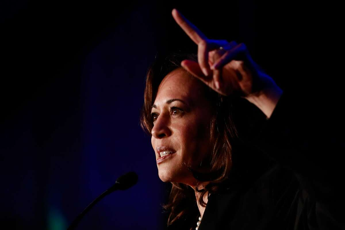 Vice President Kamala Harris declined requests to review fatal police encounters when she was California's attorney general.