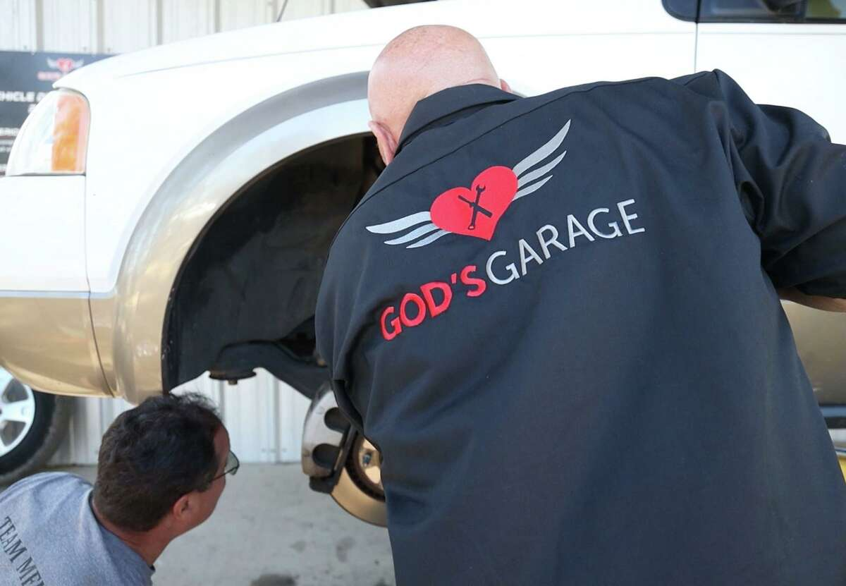 God's Garage of Conroe will be featured on The Texas Bucket List this weekend.