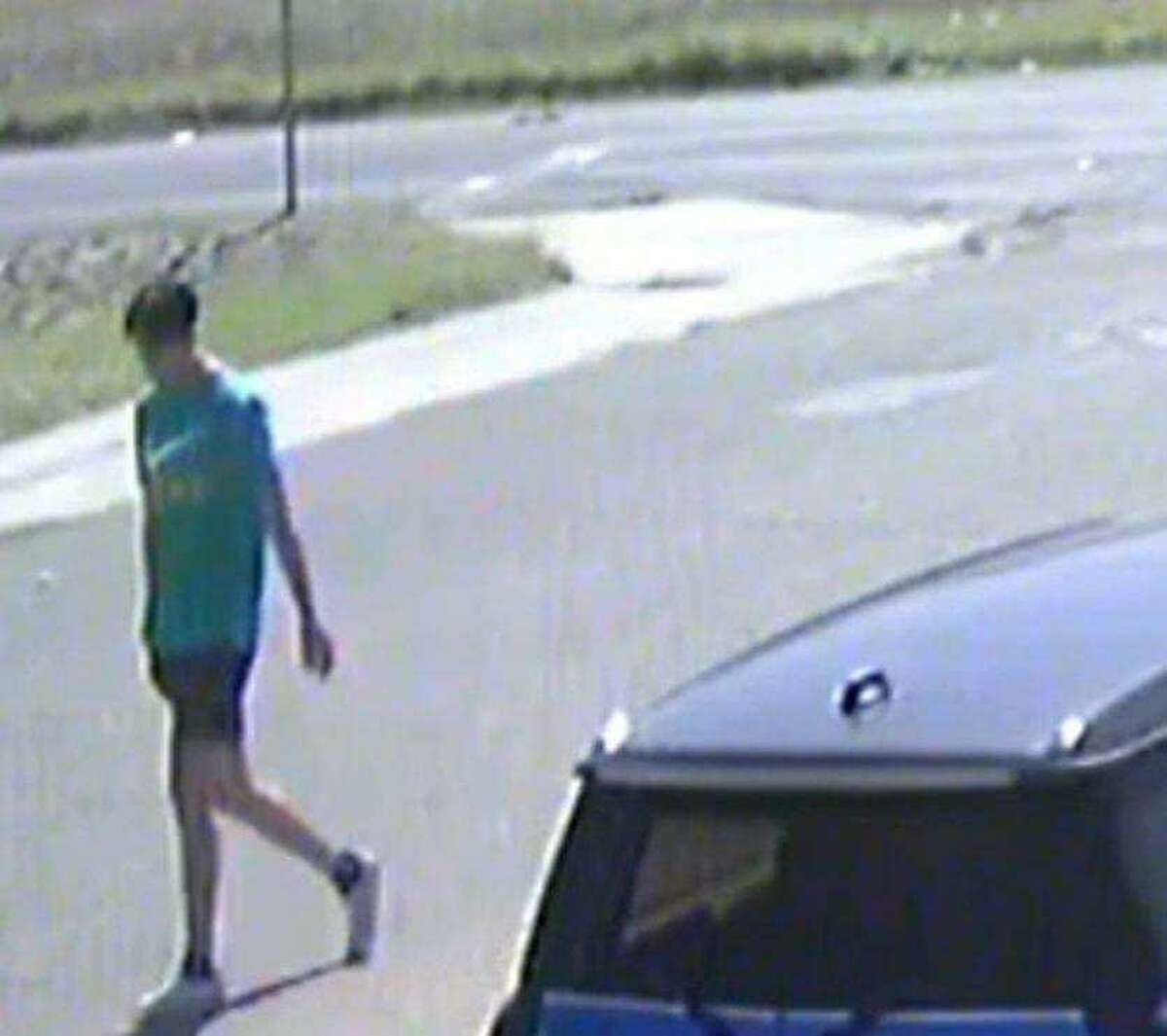 Laredo police said they need to identify this man on connection with a special investigations case.