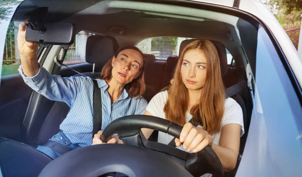 A mother and daughter both need to use the same car.