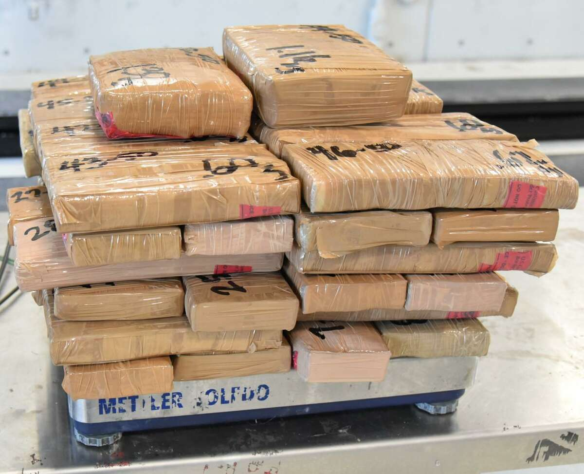 U.S. Customs and Border Protection Office of Field Operations officers seized hard narcotics in four separate, unrelated incidents that totaled over $11 million in street value.