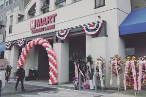 H Mart, located at 3995 Alemany Blvd. in San Francisco, opened to the public on Wednesday.