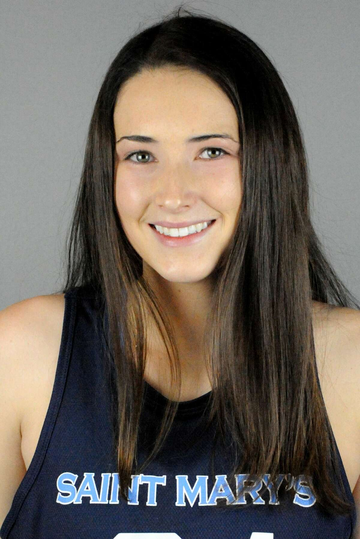 Niskayuna High graduate Erin Doyle of the St. Mary's College women's lacrosse team. (Courtesy of Saint Mary's Athletics)
