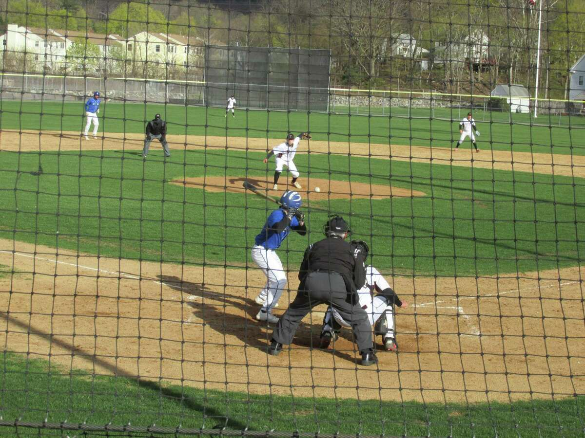 St. Paul batters made life miserable for five Torrington pitchers in a huge mercy-rule Falcons win at Fuessenich Park Thursday afternoon.