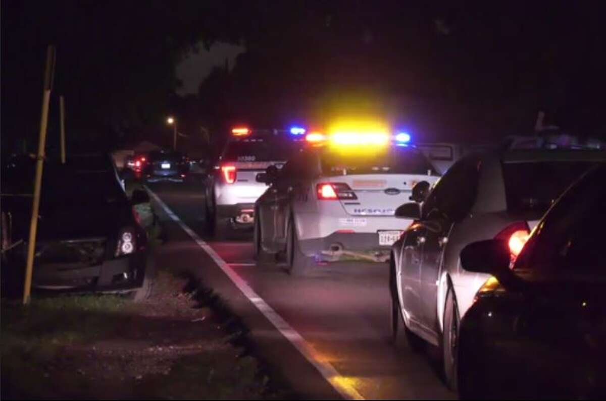 The Harris County Sheriff's Office investigating a homicide early Friday at a northwest Harris County warehouse complex where one man was found dead from a gunshot wound.